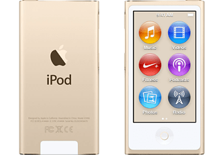 apple ipod nano gold mkmx2qg a mediamarkt. Black Bedroom Furniture Sets. Home Design Ideas