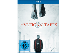 The Vatican Tapes - (Blu-ray)