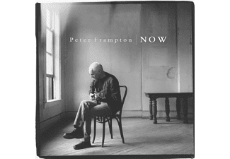 Peter Frampton - Now [CD]