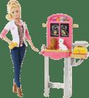 Barbie CCP70 Ich wäre gern… Tierärztin Spielset