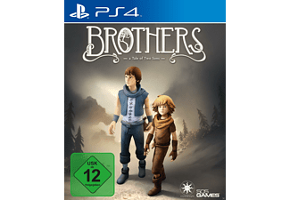Brothers: A Tale of Two Sons - PlayStation 4