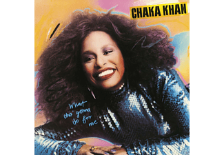 Chaka Khan - What Cha' Gonna Do For Me [Vinyl]