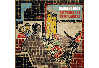 Diamond Dogs - Quitters And Complainers [CD]