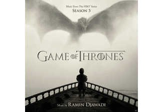 Ramin Djawadi - Game Of Thrones Season 5 (Vinyl LP (nagylemez))