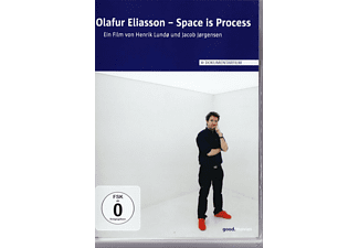 Olafur Eliasson - Space is Process - (DVD)