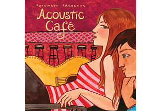 VARIOUS - Acoustic Cafe - (CD)