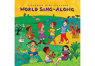 VARIOUS - World Sing-Along [CD]