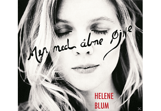 Helene Blum - Men Med Abne Öjne - (CD)