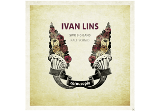 Ivan Lins, Ralf Schmid, The Swr Big Band - Cornucopia - (CD)