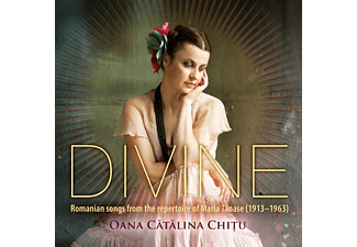 Oana Catalina Chitu - Divine [CD]
