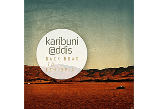 Karibuni @ddis - Back Road To Ethiopia - (CD)