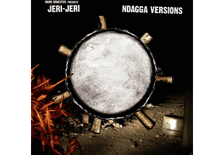 Mark Ernestus, Jeri-jeri - Ndagga Versions - (LP + Download)