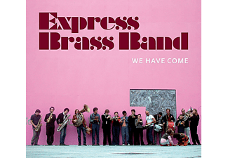 The Express Brass Band - We Have Come - (CD)