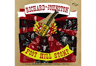 Richard Johnston - Foot Hill Stomp - (CD)