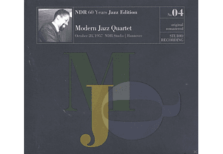 The Modern Jazz Quartet - Ndr 60 Years Jazz Edition Vol.4-Studio Recording 2 - (CD)