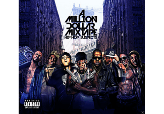 Various - A Million Dollar Mixtape-Hip Hop Suspects [CD]