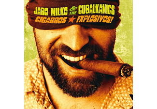 Jaro & The Cubalkanics Milko - Cigarros Explosivos! - (CD)