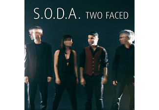 Soda - Two Faced [CD]
