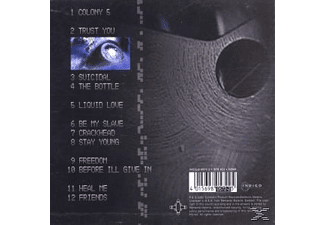 Colony 5 - Lifeline - (CD)