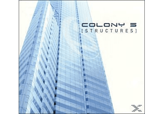 Colony 5 - Structures - (CD)