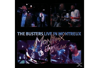 The Busters - Live In Montreux - (CD)