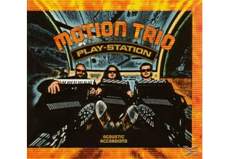 Motion Trio - Play-Station [CD]