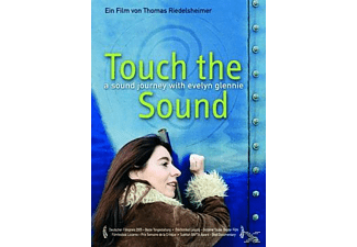 Touch the Sound - A Sound Journey with Evelyn Glennie - (DVD)