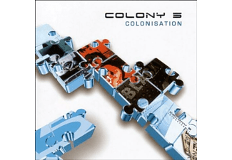 Colony 5 - Colonisation - (CD)