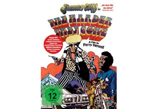 Jimmy Cliff - The Harder They Come - (DVD)