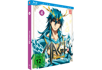 Magi - The Kingdom of Magic - (Blu-ray)