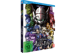 Code Geass: Akito the Exiled - (OVA 1+2) - (Blu-ray)