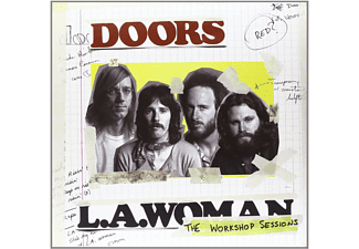 The Doors - L.A.Woman-The Workshop Session [Vinyl]