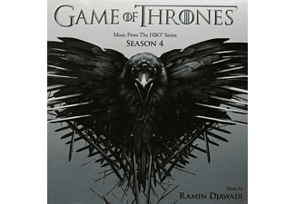 Ramin Djawadi, The Czech Film Orchestra - Game Of Thrones Season 4 - (Vinyl)