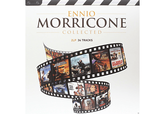 Ennio Morricone - COLLECTED - (Vinyl)