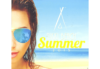 VARIOUS - Nikki Beach Summer 2015 [CD]