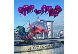 Fever The Ghost - Zirconium Meconium (Lp+Mp3) - (LP + Download)