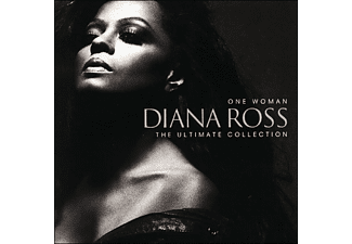 Diana Ross - One Woman-Ultimate Collection [CD]