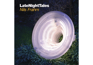 Nils Frahm, VARIOUS - Late Night Tales (2lp+Mp3/180g/Gatefold) - (LP + Download)