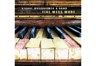 George & Band Nussbaumer - Five Mess More [CD]