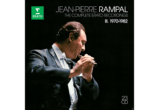 VARIOUS, Rampal Jean-pierre - The Complete Erato Recordings Vol.3 1970-81 [CD]