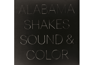 Alabama Shakes - Sound & Color - Limited Edition (Vinyl LP (nagylemez))