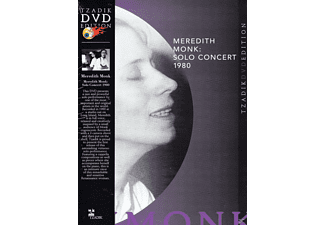 Meredith Monk - Solo Concert 1980 - (DVD)