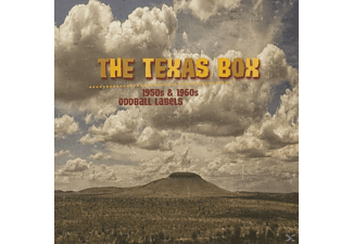 Various - The Texas Box-(10-Cd) Rockabilly - (CD)