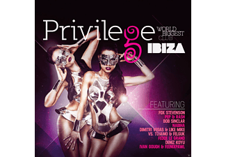 VARIOUS - Privilege Ibiza [CD]