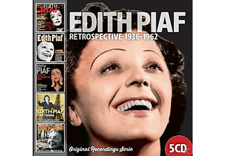 Edith Piaf - Retrospective 1936-1962 [CD]