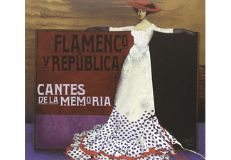 VARIOUS - Cantes De La Memoria-Flamenco Y Republica - (CD)