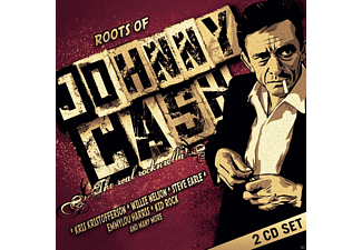 VARIOUS - Rockin' Roots Of Johnny Cash [CD]