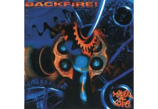 Backfire - Rebel 4 Life - (Vinyl)