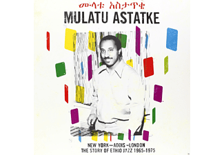 Mulatu Astatke - New York-Addis-London/The Story Of Ethio Jazz 1965-1975 - (Vinyl)