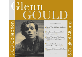 Glenn Gould - 6 Original Albums [CD]